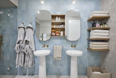 The Block 2021: 5 key bathroom trends from this season