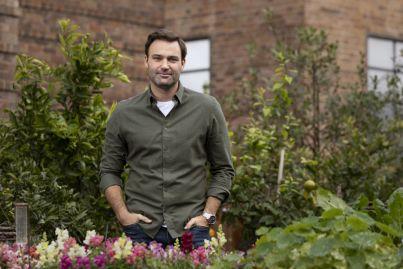 Actor Matt Le Nevez gets a taste of home