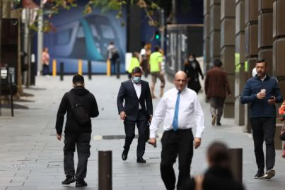 Office vacancies level off as reopening spurs confidence