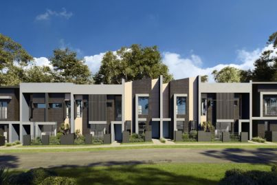 Motto: The boutique four-bedroom homes coming to Strathnairn