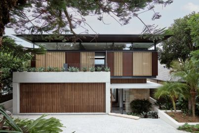 'Perfect storm of perfectionists' create a a highly-crafted Cronulla home