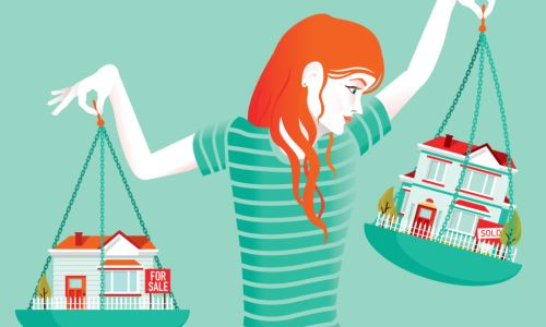 Selling well in a buyer's market: How to get the best price