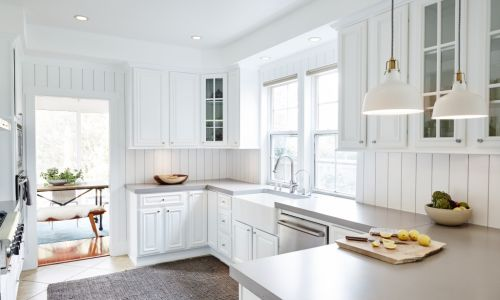 Five simple changes that will take years off your kitchen