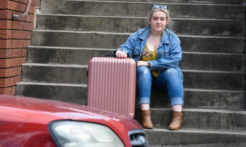 Forced back home: The adults now living with mum and dad again