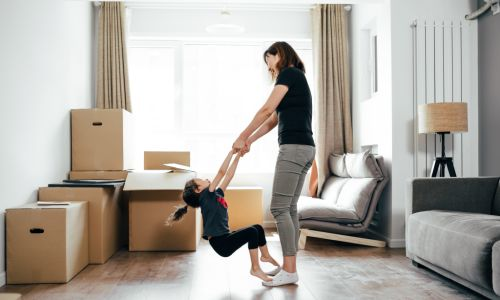10 ways to prepare your new home before moving in