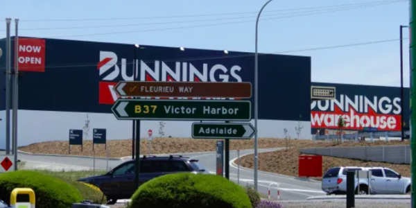 Bunnings Sells New Retail Warehouse In South Australia For 21m