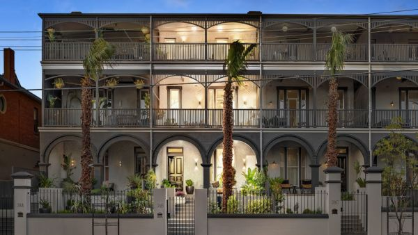 Calling all Block fans: You can now rent one of the Block houses in St Kilda