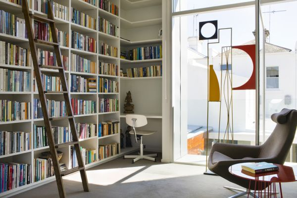 The Ultimate Sanctum A Look At The Modern Home Library
