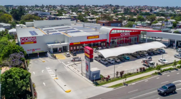 Coles sets record with Queensland supermarket sale
