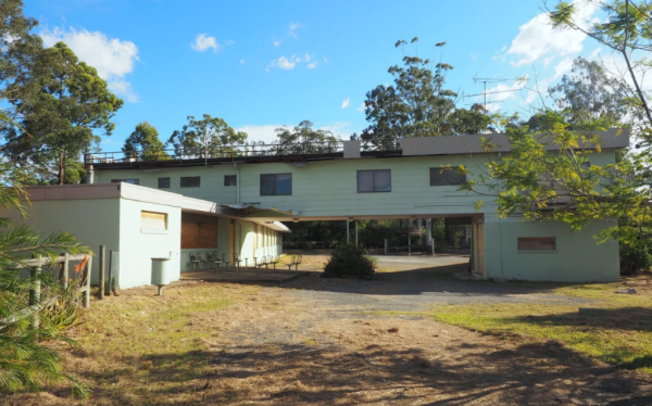 Former motel on NSW north coast set for a new lease on life
