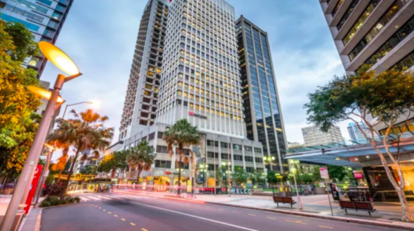 WeWork takes big office lease in Brisbane