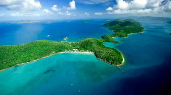 A mere $15m will buy your own Whitsunday resort