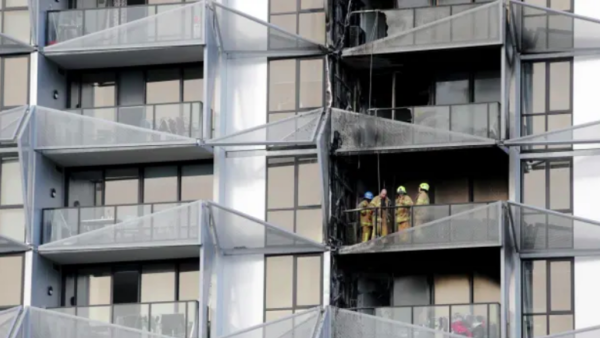 Developers caught short by cladding levy