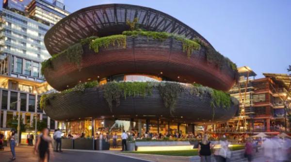 Lendlease sells distinctive Barangaroo building