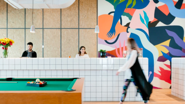 WeWork snaps up large space in 320 Pitt Street