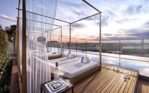 Developer selling new Darling Harbour hotel