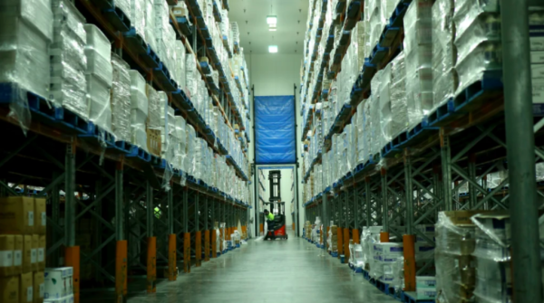 Americold flags cold storage expansion