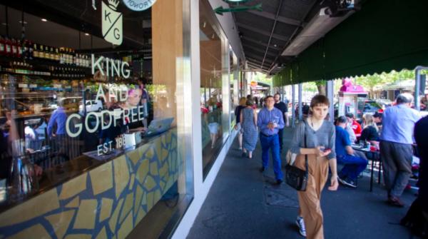 Suburban shopping strips fight back