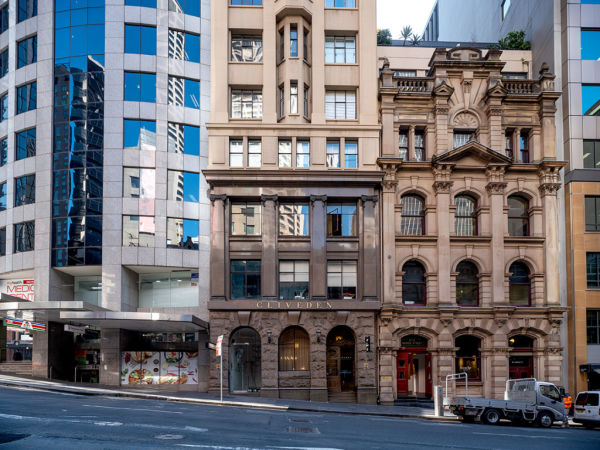 The CBD property at the vanguard of a new dining scene