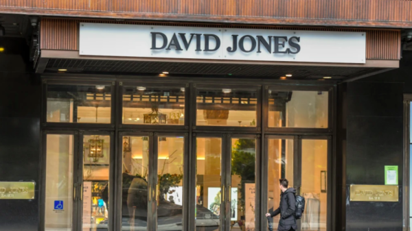 David Jones to close flagship store in Wellington, NZ