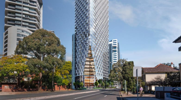 37-storey tower for Chatswood as it strides towards a new CBD