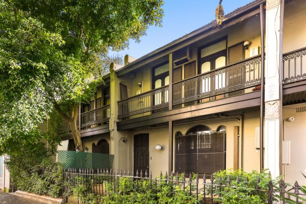 Why this inner-Sydney suburb is losing its brothels