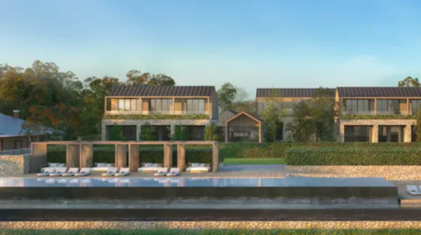 Greaton unveils luxury resort plan for Wirra Wirra winery