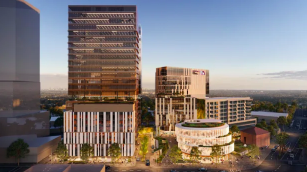 Built to develop $400m project with Liverpool Council