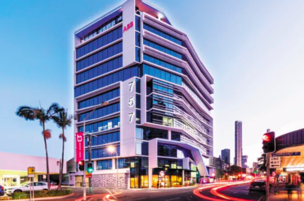 Investec lists Brisbane tower for sale