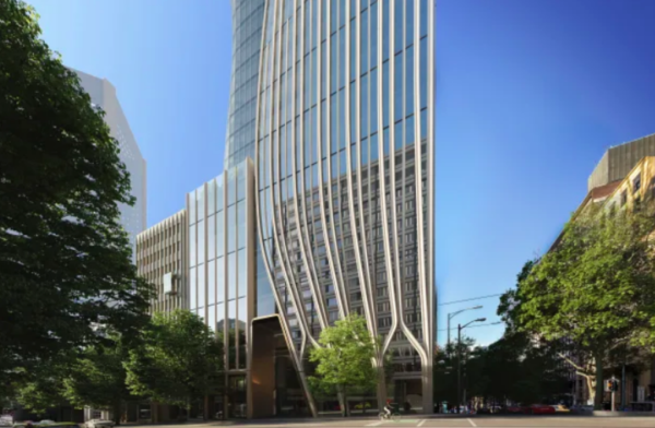 City planners back $1b Cbus Property tower
