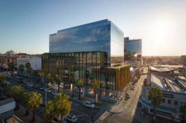 Quintessential close to filling new $85 million Geelong office