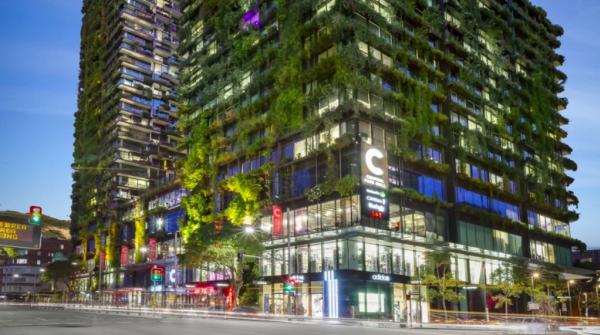 Three Central Park retail properties sold for $174m at 5.5pc yield