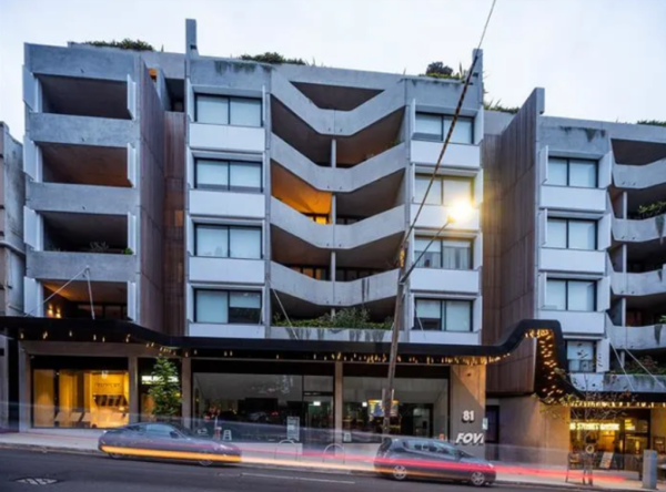 Four shops at landmark Surry Hills site tipped to fetch more than $15 million