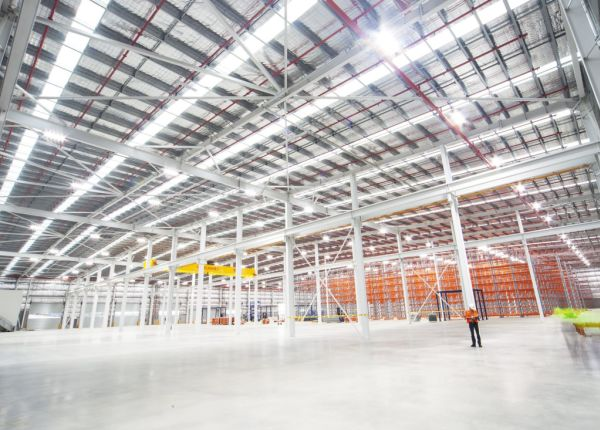 New warehouse designs focus on flexibility and maximising space