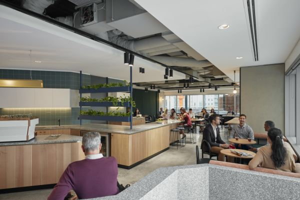 Major property fund cashes in on flexible working craze with new Brisbane offering