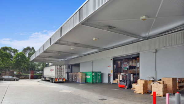 Industrial property tipped to cool