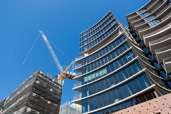 Construction boom gets an extra year
