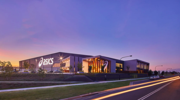 ASICS launches new Oceania head office
