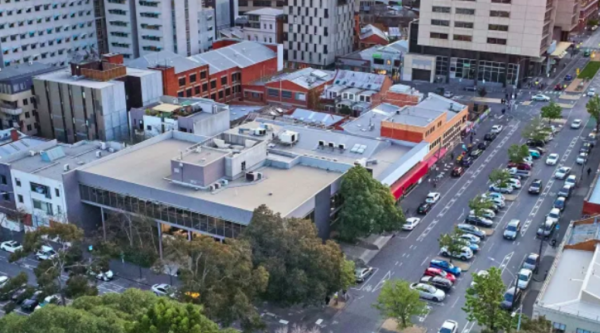 University of Melbourne pays record price for Red Cross buildings