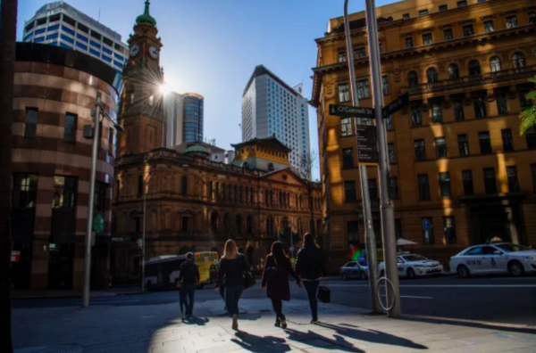 Sydney office vacancies rise as Perth falls