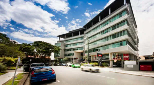 Petrol king buys Brisbane office building for $85m