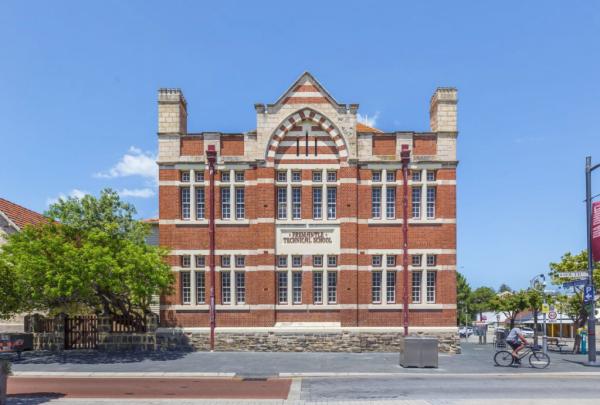 Historic former school site in central Fremantle on the market