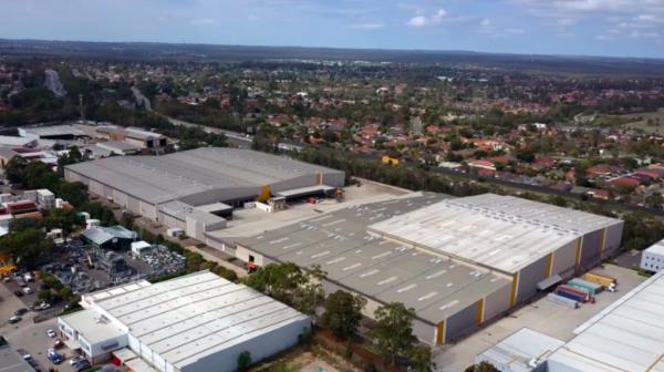 Goodman upgrades earnings outlook as online retail spurs warehouse demand