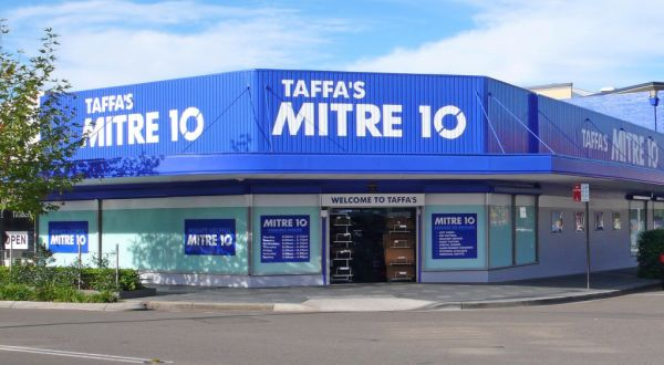 Building that was home to Iconic West Ryde hardware store Taffa