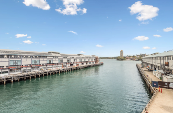 Will this tiny waterfront suburb be the next office hotspot?