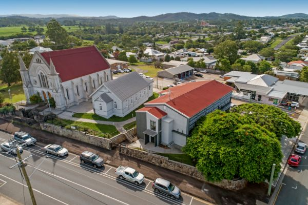 Historic church block one of the largest ever for sale in the heart of Gympie