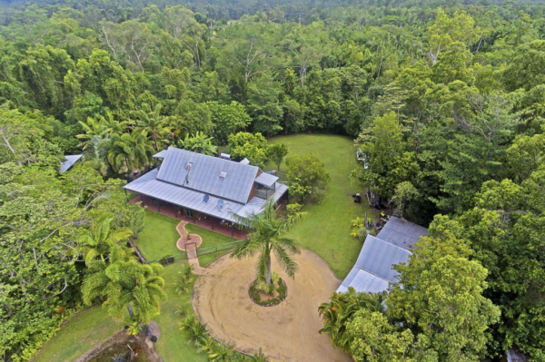 Why Rainforest Ranch could be music to the ears of tree-changers