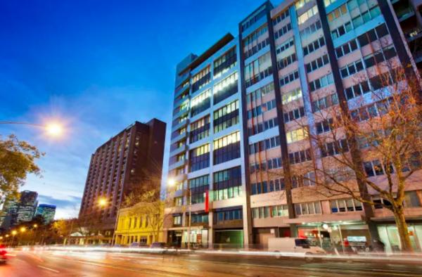 Fears Melbourne CBD offices won