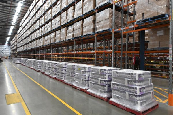 Increased demand for consumer goods drives positive outlook