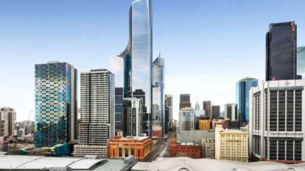 FEC shrugs off market worries over Bourke Street tower